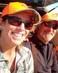 South Metro Pheasants Forever | David Oine | Jodi Sutherland