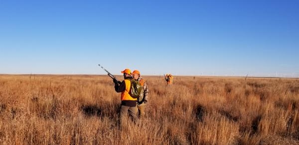 PF Mentored Pheasant Hunt