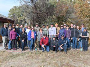 Barr Lake Habitat Event