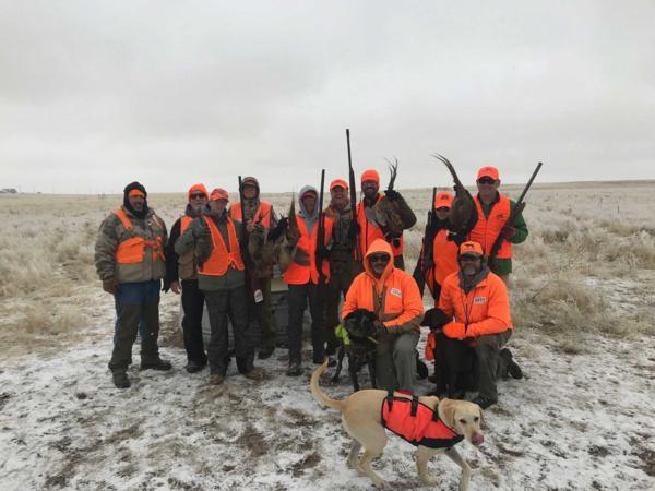 South Metro Pheasants Forever   Novice Hunt