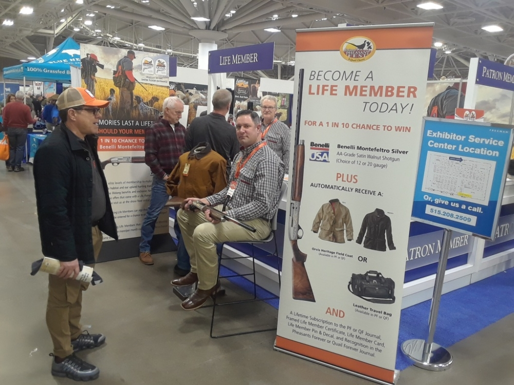 Pheasant Fest 2020 in Minneapolis Feb 14-16