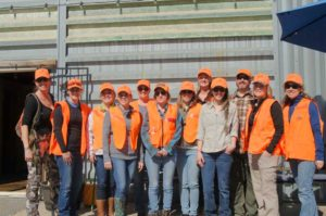 Oil and Gas Ladies HUNT